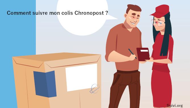 Suivi de colis Chronopost