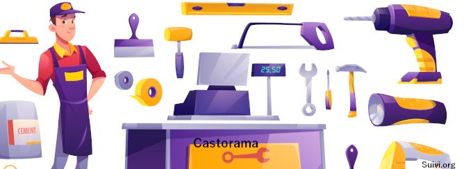 Suivi de commande Castorama