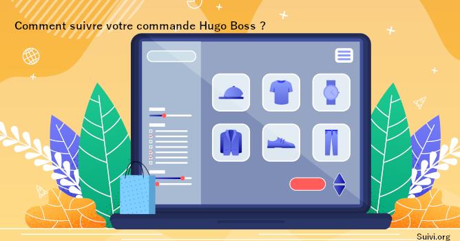 Comment suivre votre commande Hugo Boss ?